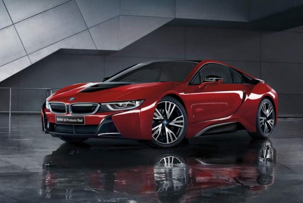 Japan Exclusive: BMW i8 Celebration Edition specifications, price