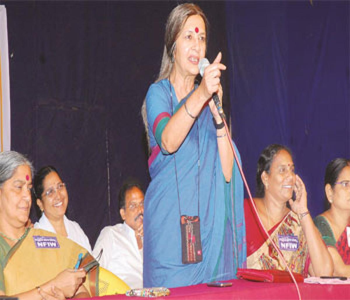 Our politics is still regressive vis a vis women representation: Brinda Karat