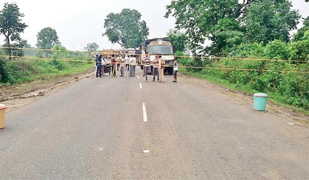 Tribals allegedly as Maoists create flutter in Agency