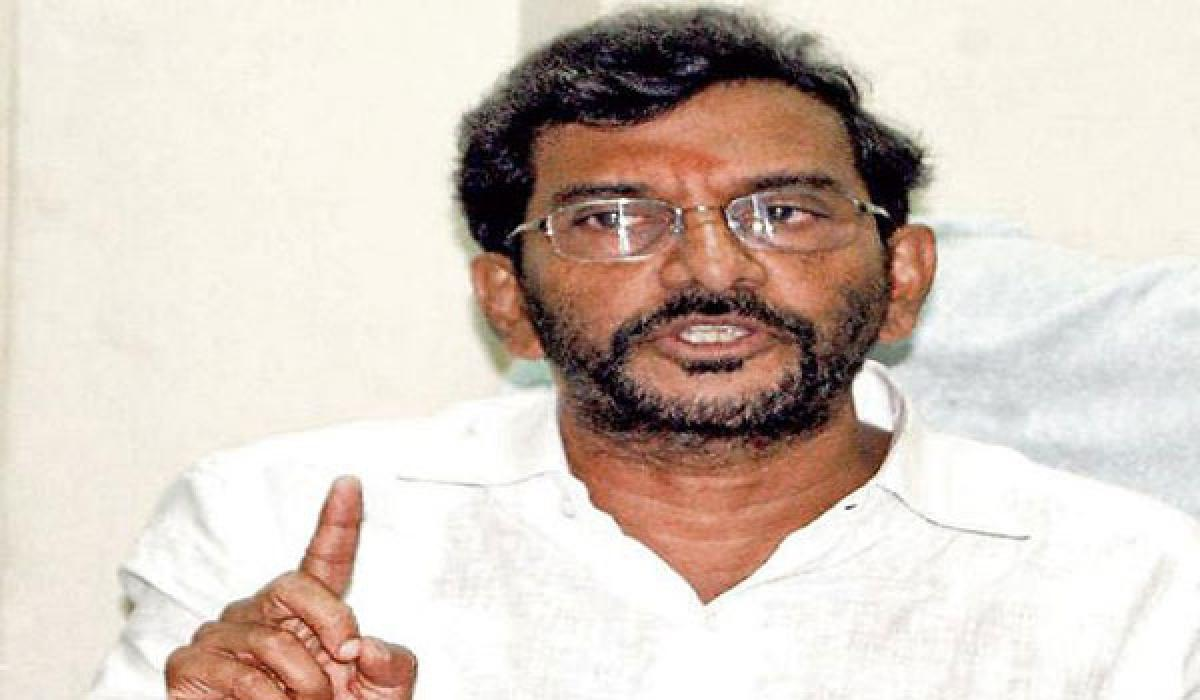 Somireddy plays catalyst role to pacify TDP dissident leaders