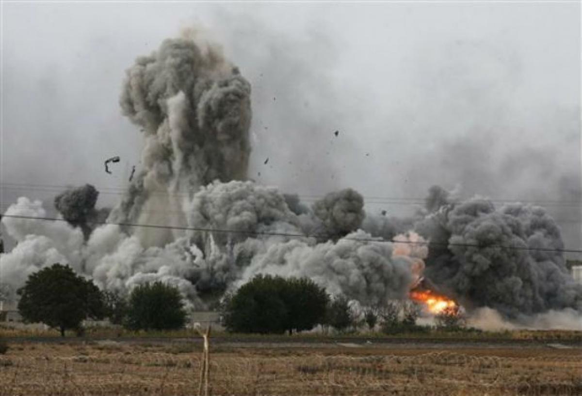 Air strike kills al-Qaeda leader in Syria: Pentagon