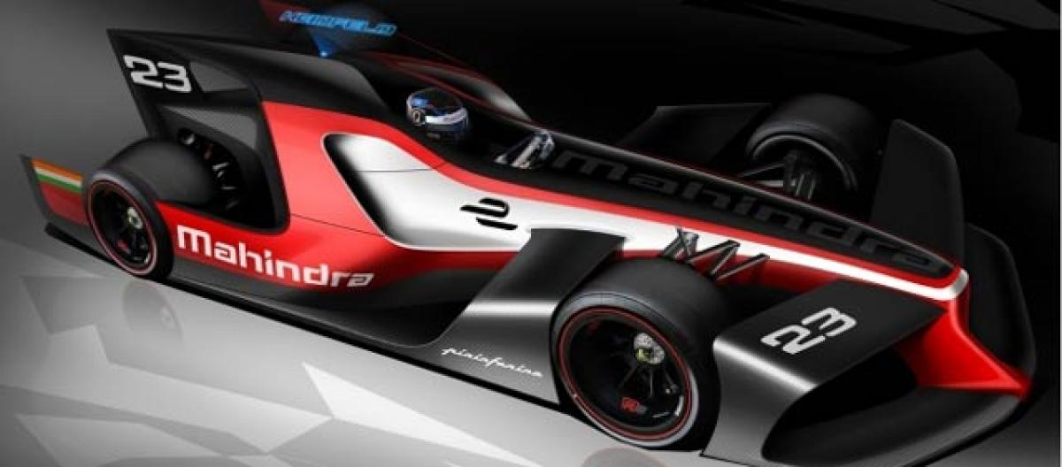 Mahindra's Formula Edesigns revealed
