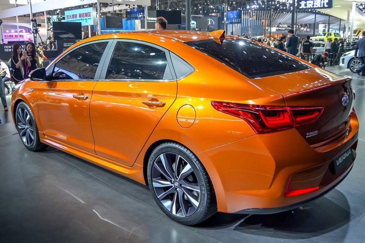 2017 Hyundai Verna New generation Concept to rival Honda City facelift