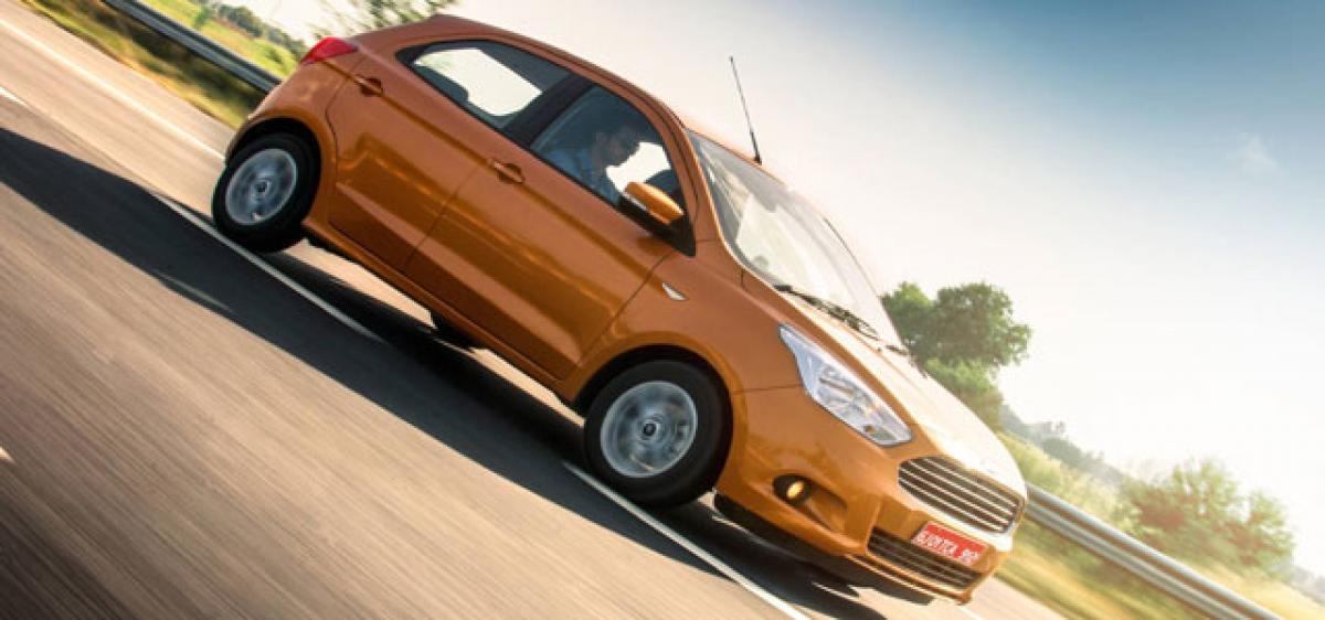 Ford Figo, Figo Aspire ABS standard on trend variant