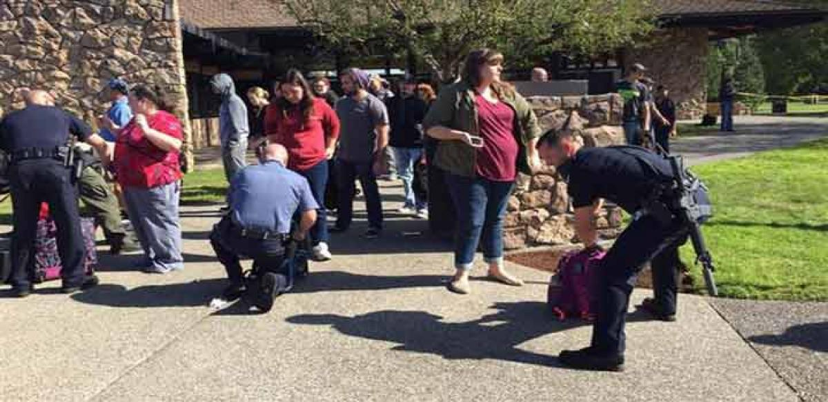 10 killed in US college shooting