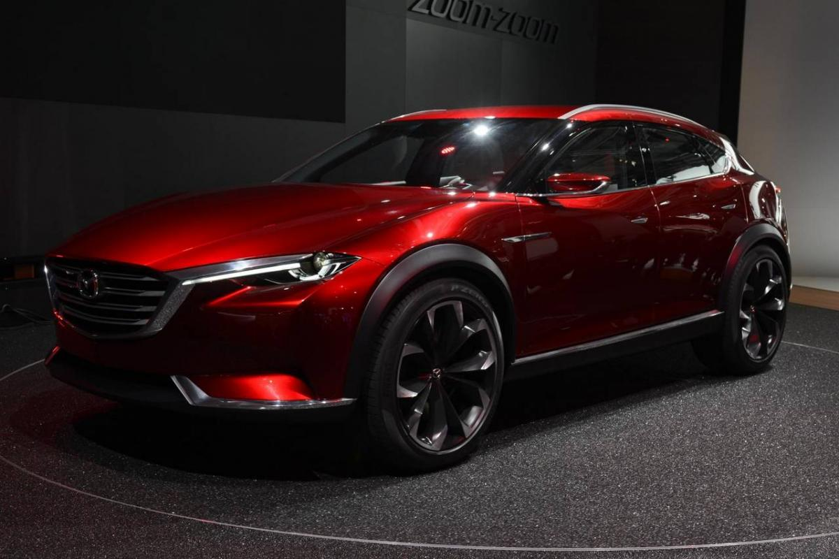 Mazda CX-4 Crossover teased ahead of Beijing Auto Show Premiere