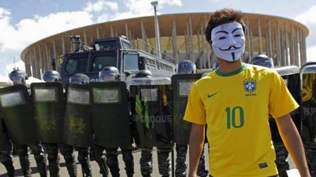 Brazil launches campaign to foil terror plots during Rio Olympics