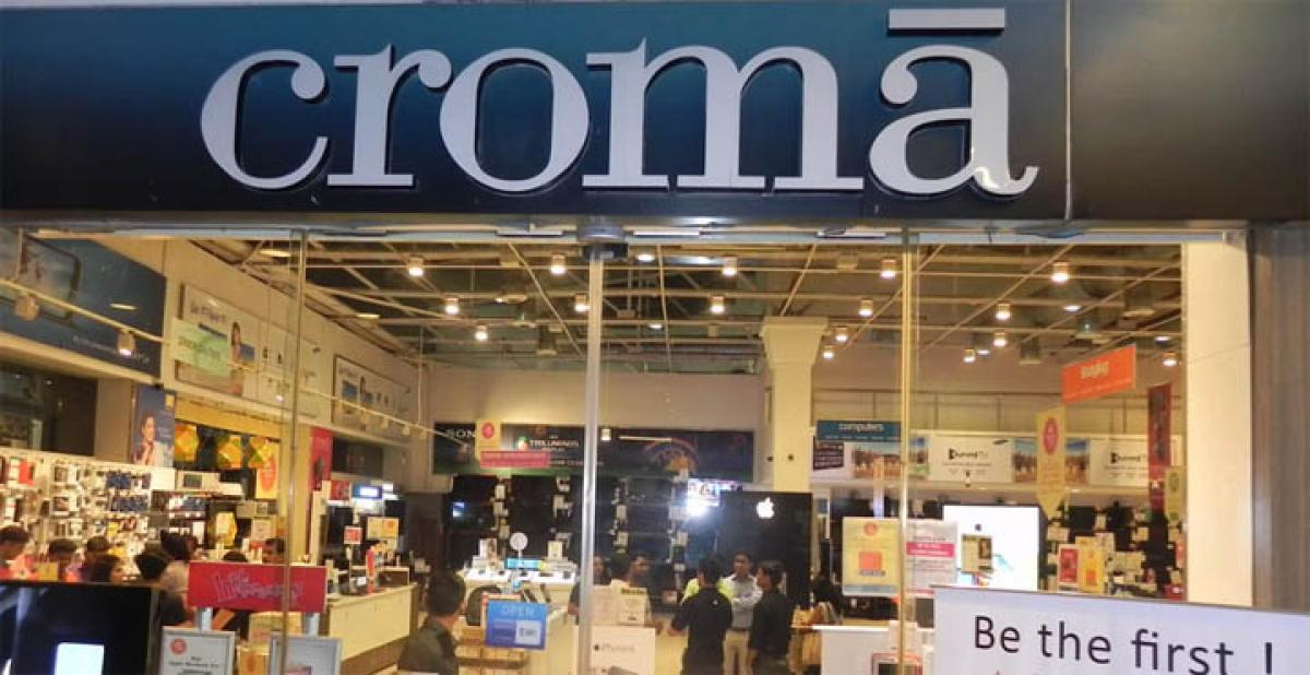 Reliance Digital to surpass Tatas Croma in electronics retail