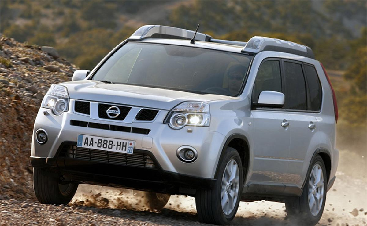 Nissan to launch second-gen X-Trail SUV this year