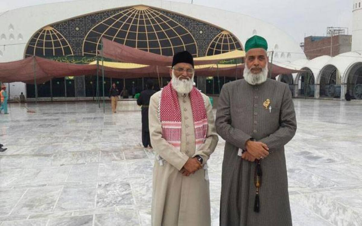 Two Indian clerics traced in Pakistan
