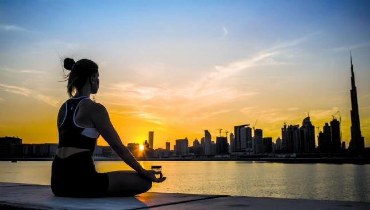 Dubai hosting mega yoga festival