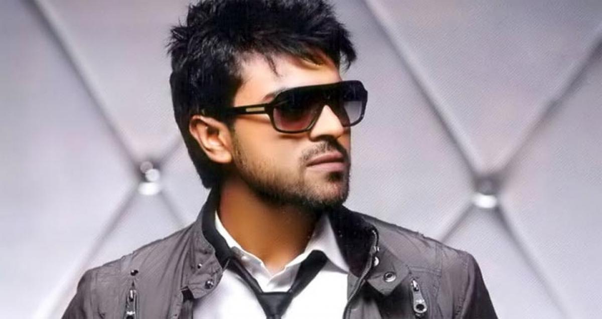 Ram Charan to sport a crew cut
