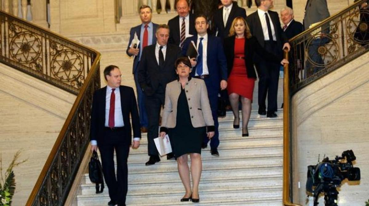 Brexit looms large as North Ireland holds snap elections