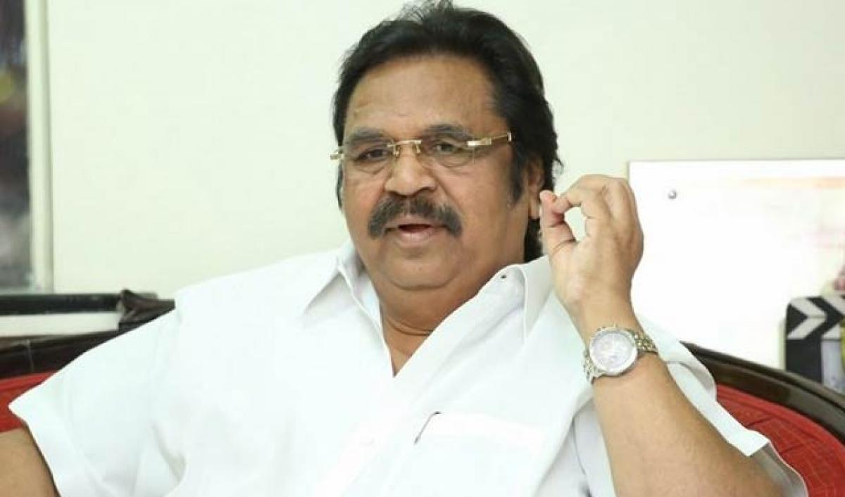 Mahabharatam will be my last film: Dasari