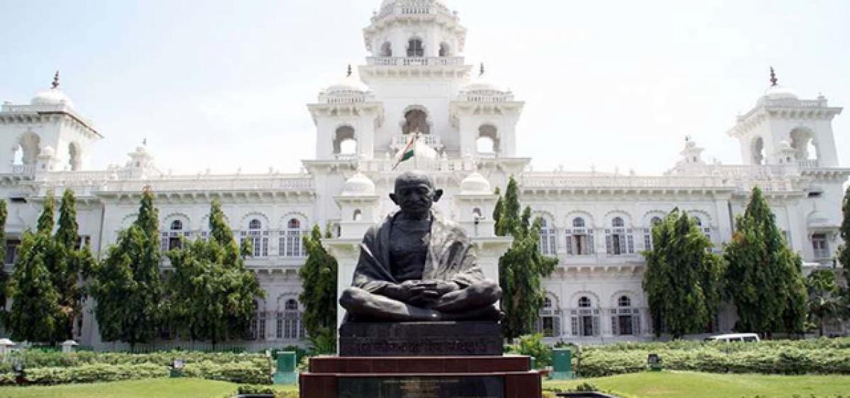 Quota politics binds Telangana leaders