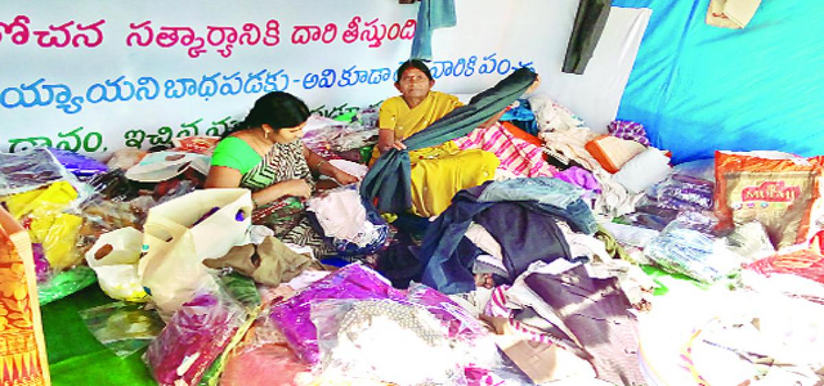 Apanna Hastam, a small gesture for destitute launched
