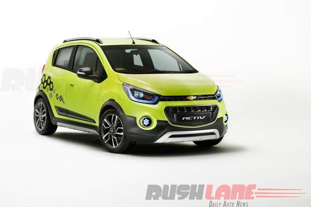 Chevrolet Beat enjoys highest growth for a passenger vehicle exported from India