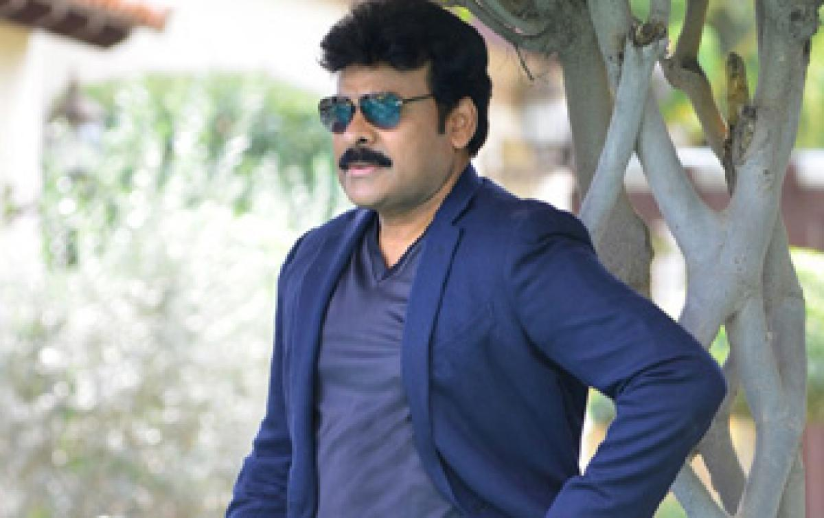 Another Chiru film runs into trouble