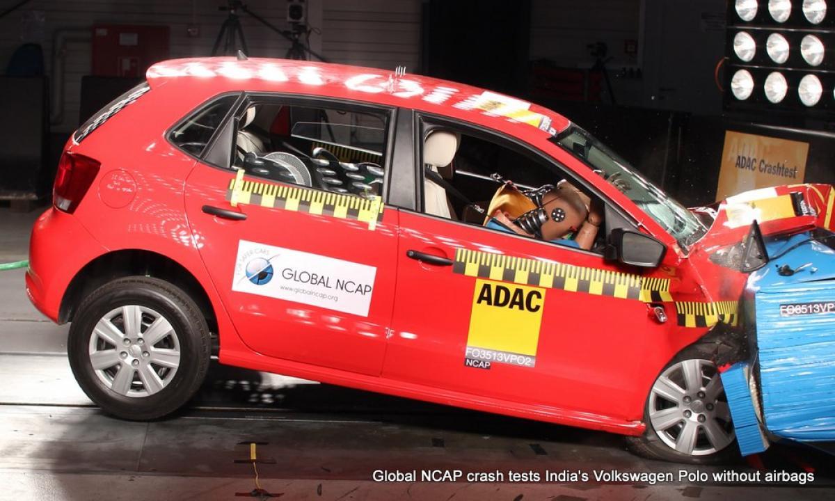 Bajaj Qute safer than Volkswagen Polo?