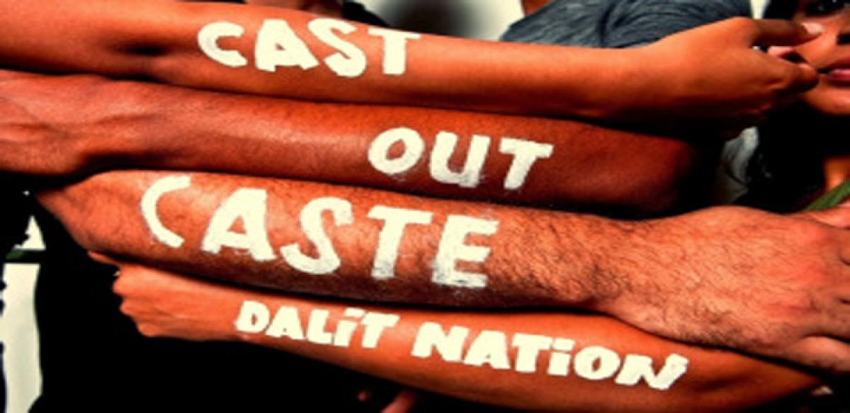 Scourge of casteism won't go easily