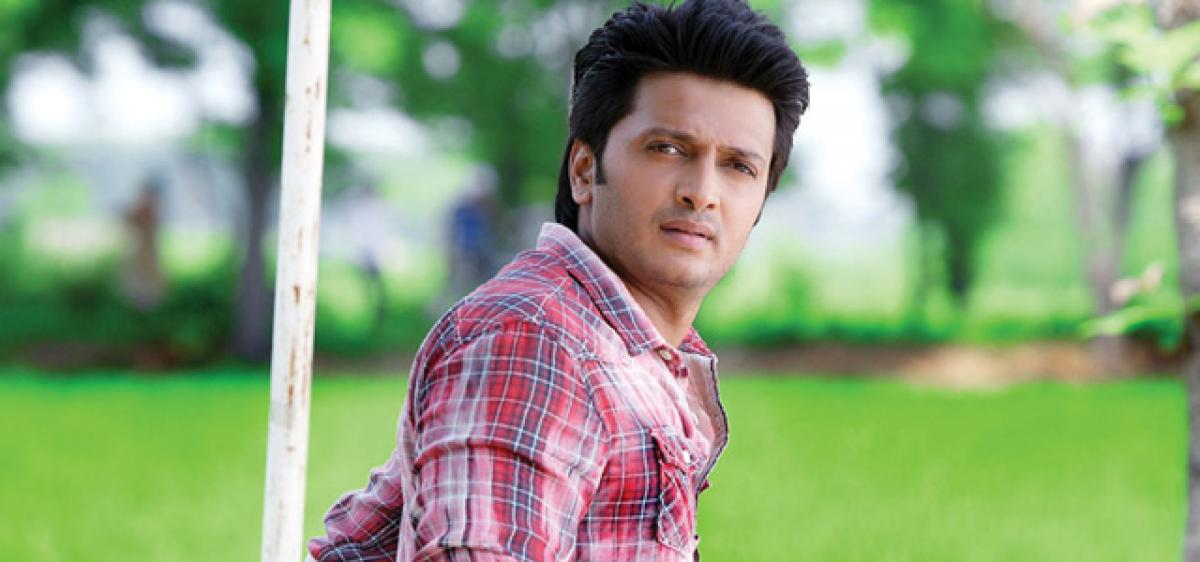 People are mature enough to deal with trolls, says Riteish