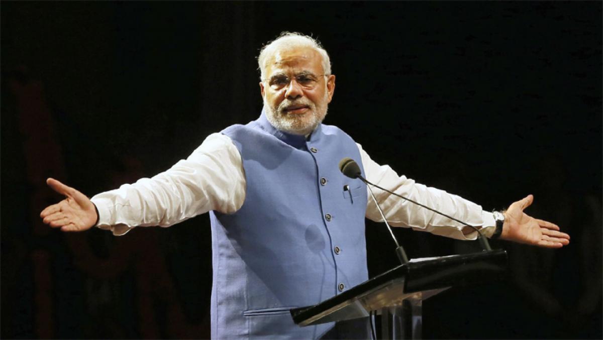NRIs in US to host mega reception for Modi