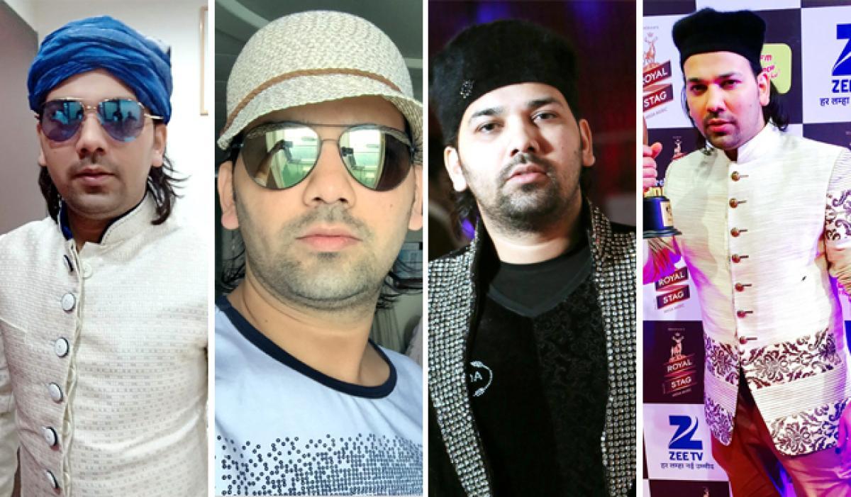 Sufi Singer Shadab Faridi Wins Millionheartsfor his song in Neerja, Bajirao Mastani