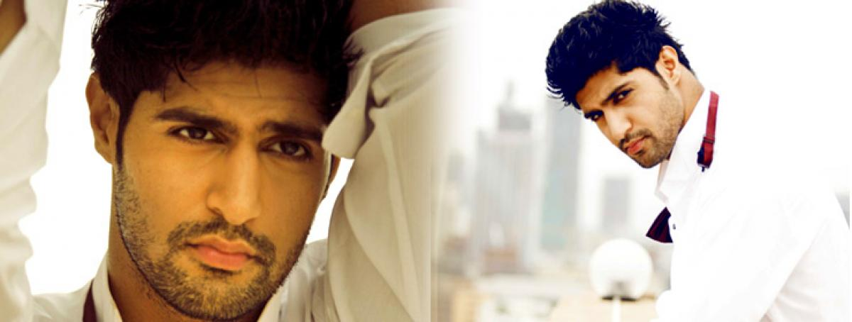 Actor Tanuj Virwani to have a blast in 2016 with Sunny Leone