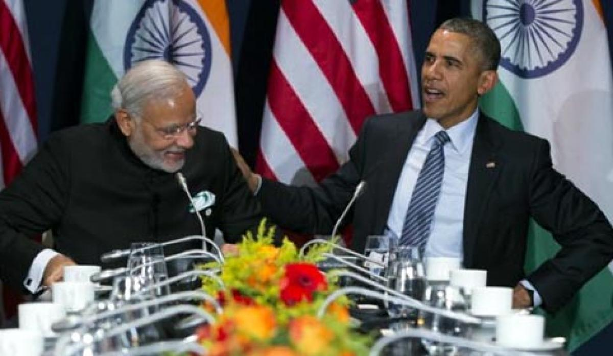India played a critical role in making climate change Paris summit an historic success: Obama