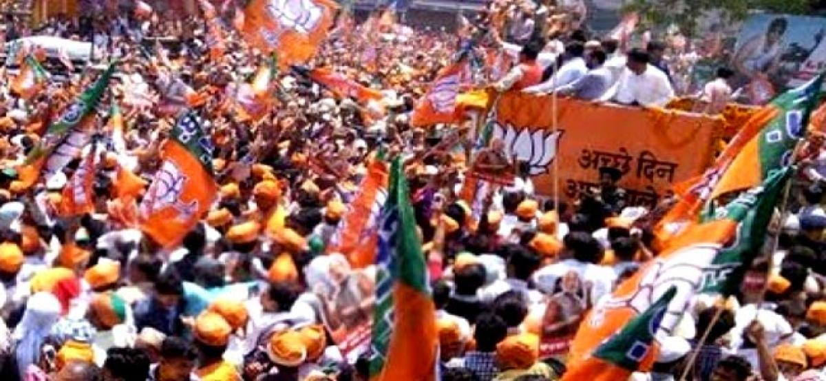 BJP bets on man who ended its winning streak in Allahabad