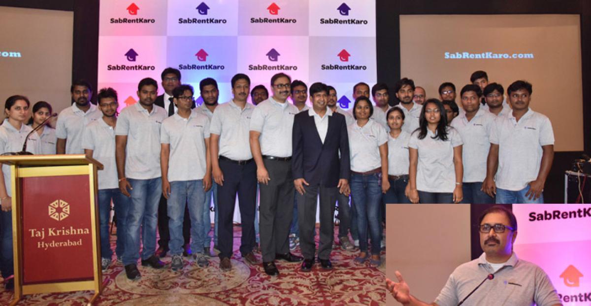 Hyderabad start-up to launch online renting platform