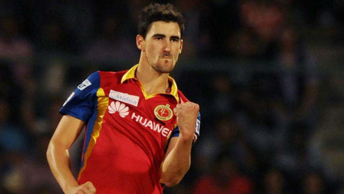 Mitchell Starc pulls out of IPL, ends association with RCB