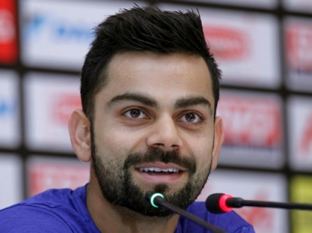 Our focus has already shifted to Australia series: Kohli