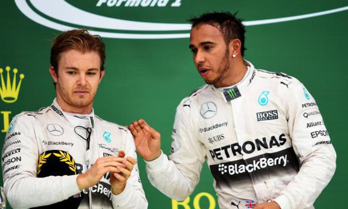 Lewis Hamilton wins US Grand Prix, Nico Rosberg takes the second place