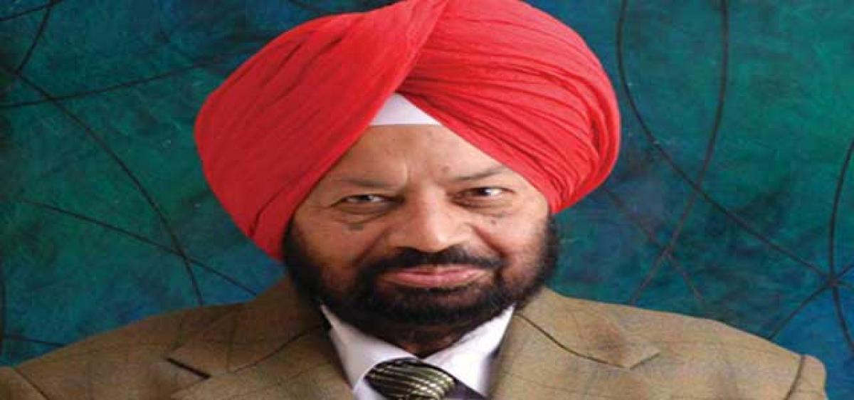 Ex-CBI chief Joginder dies