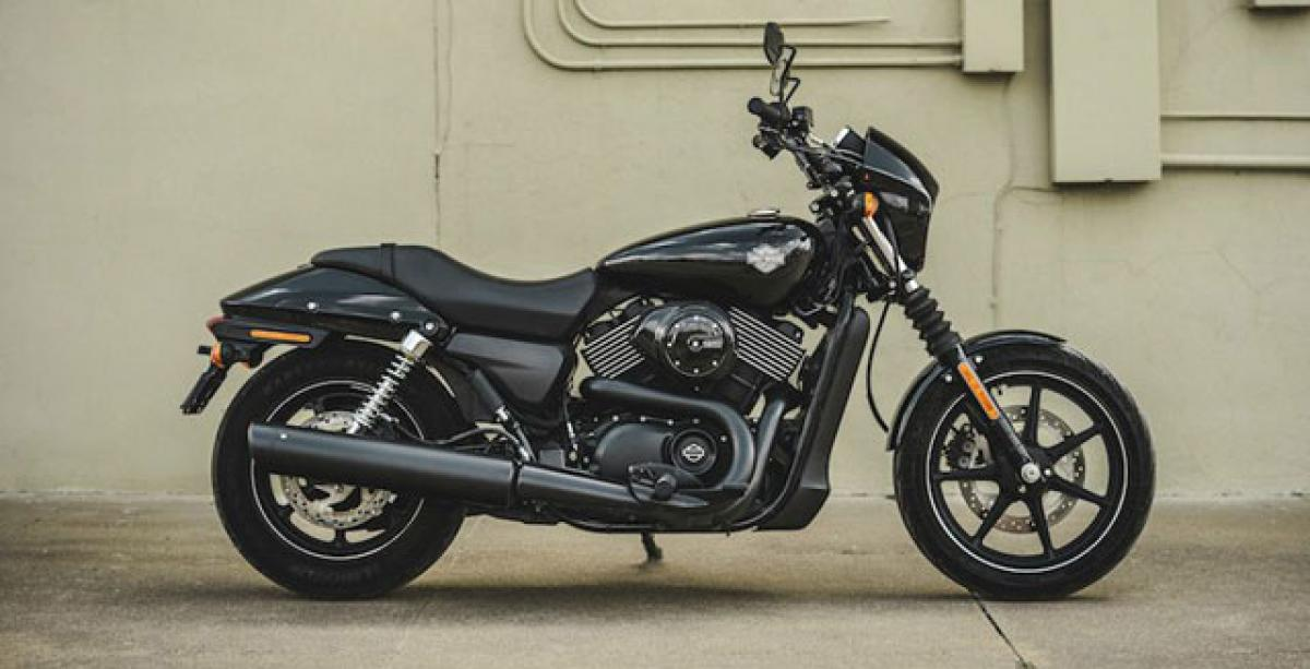 Harley-Davidson Street 750 gets ABS in India