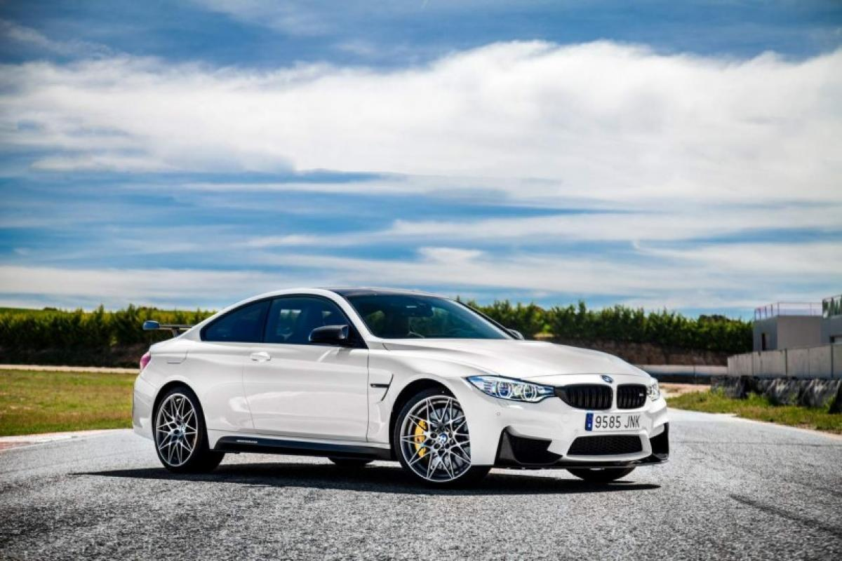 Bookings open for BMW M4 competition sports limited edition