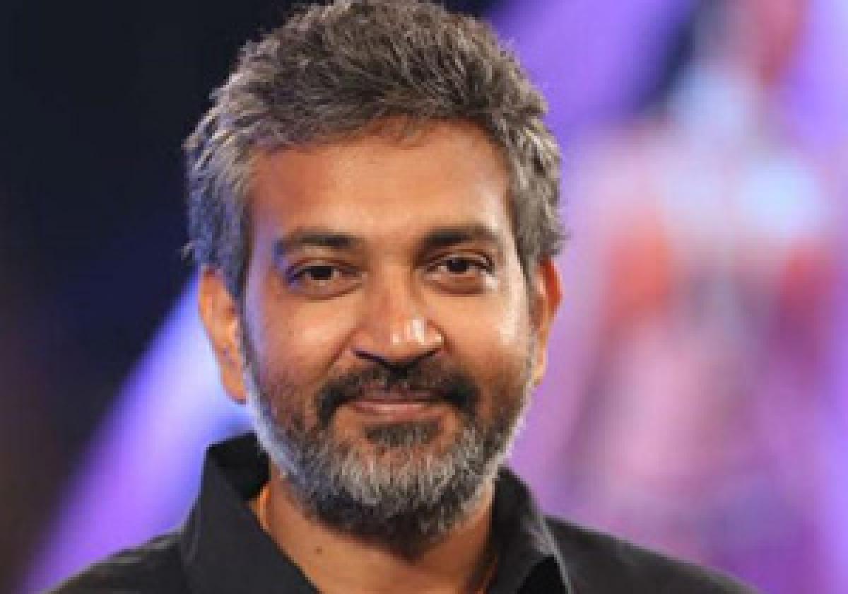 Bollywood actor in Rajamouli