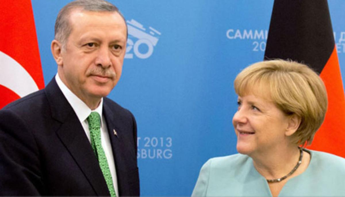 Merkel to meet Erdogan in Turkish capital amid tense ties