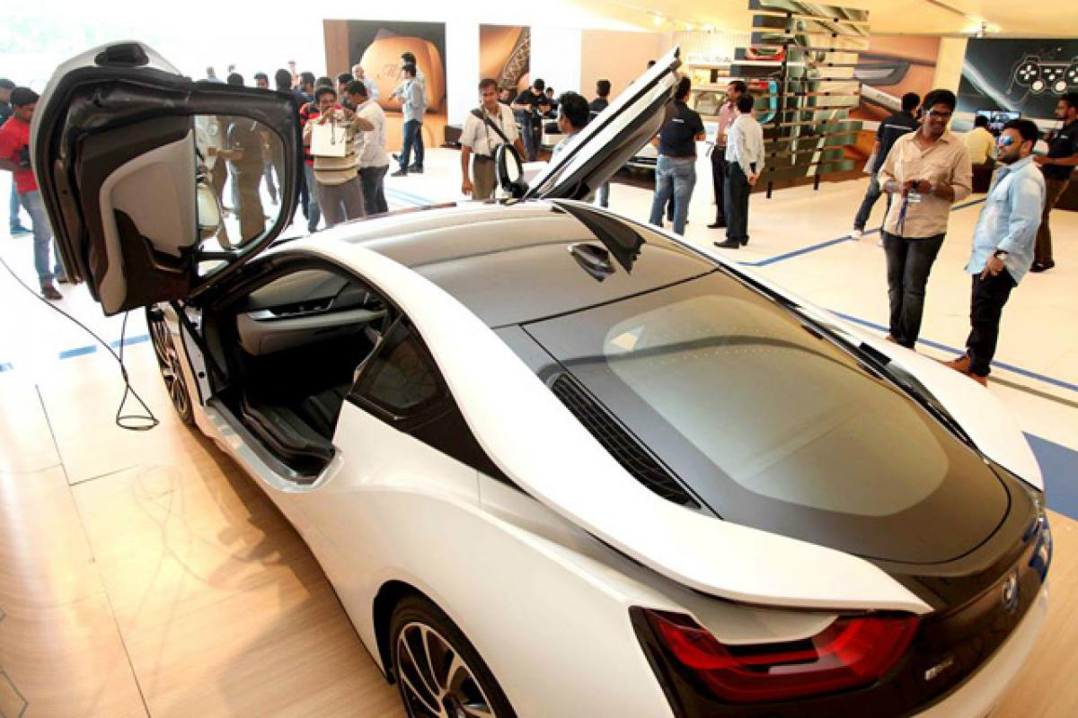 City gets the BMW experience