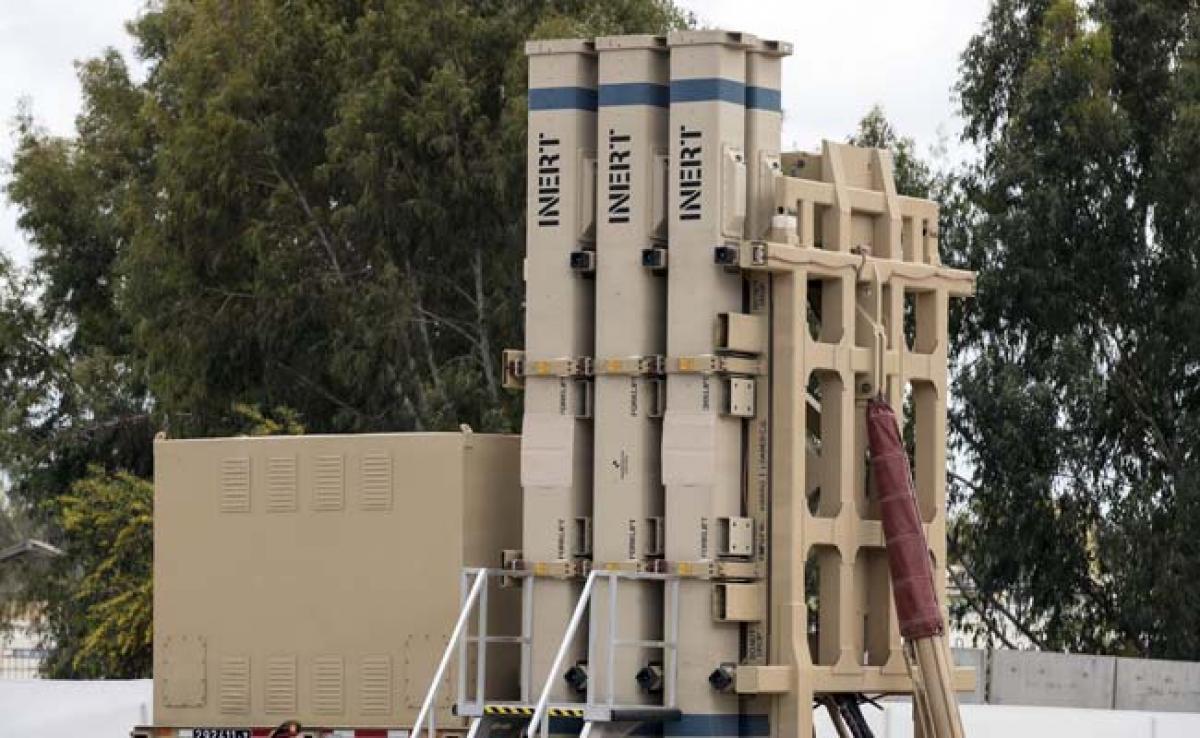 Israels Latest Missile Interceptor Enters Service