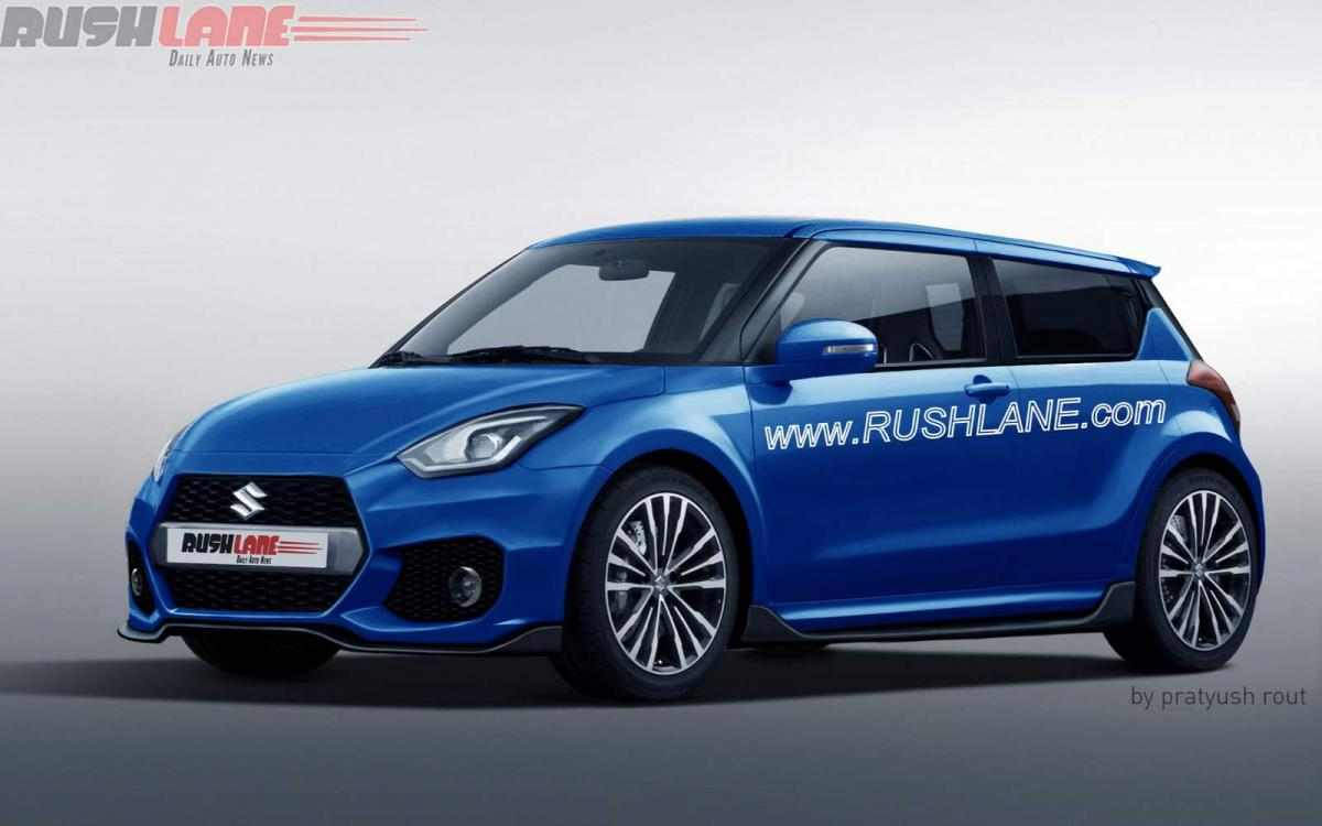 Check out: 2018 Suzuki Swift Sport specifications