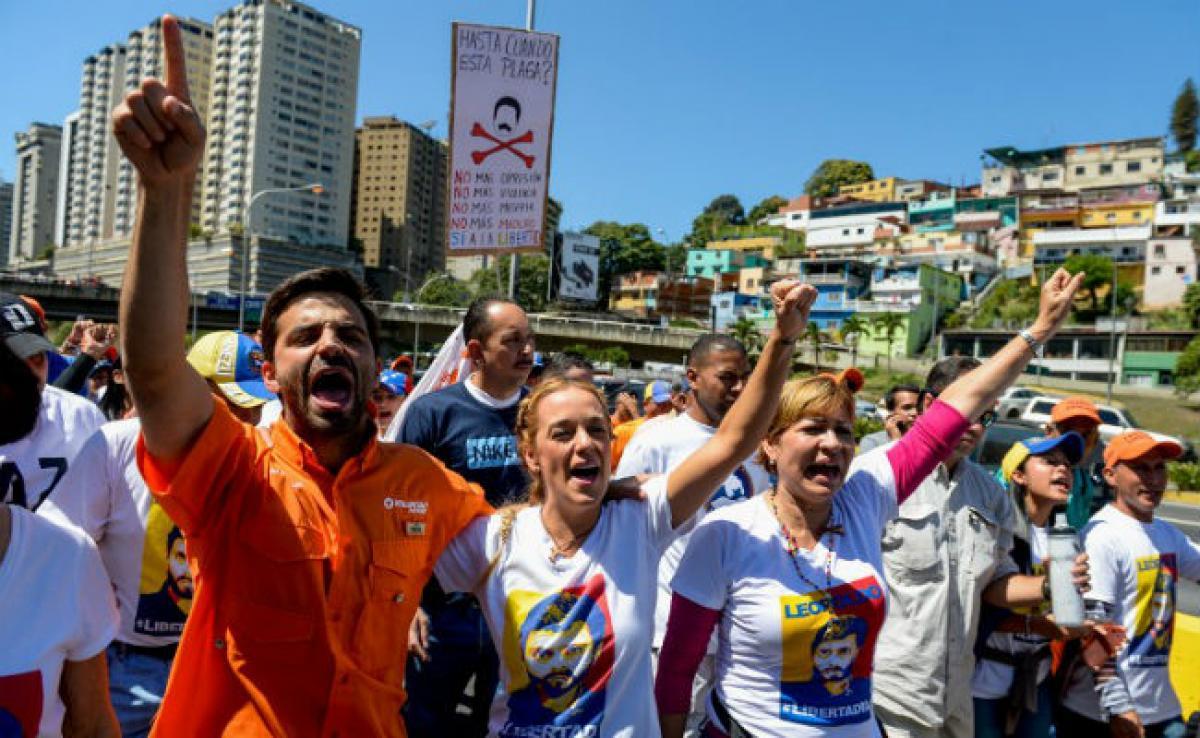 Venezuela, US Clash Over Political Prisoners