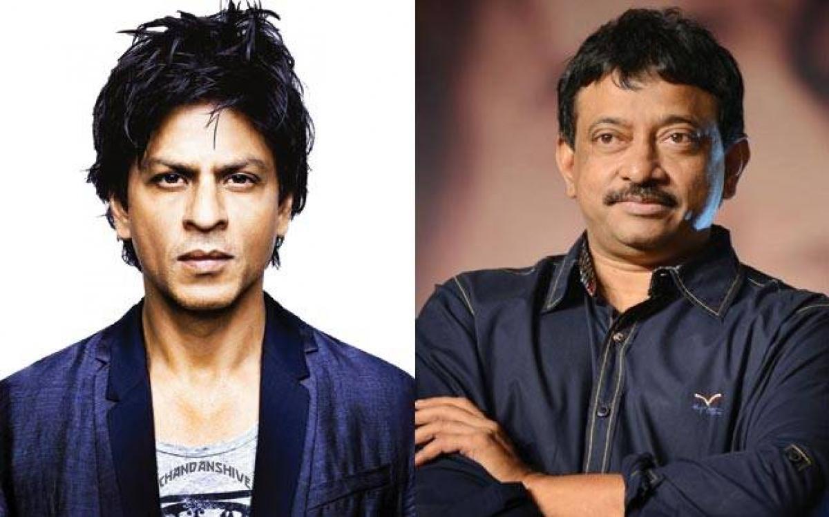SRK repeating Kamal Haasans blunder to lose his stardom: RGV