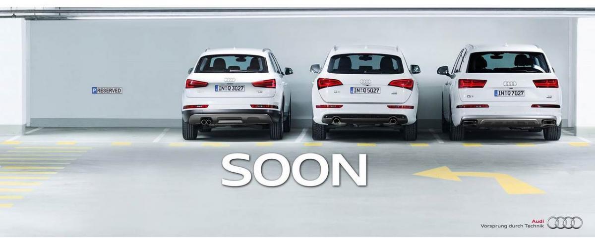 Audi Q2 spied next to new-gen Audi Q5 ahead of Geneva debut