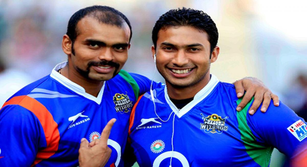 Raghunath replaces Sreejesh as skipper