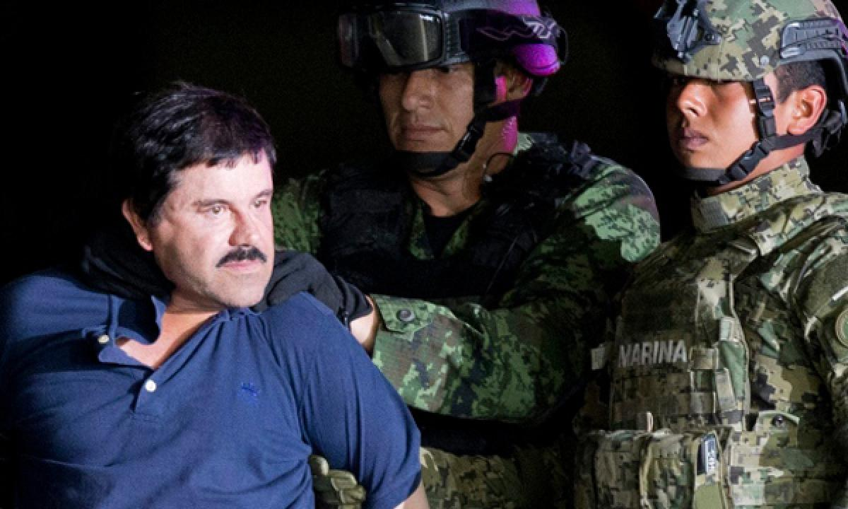 Mexican drug lord El Chapo extradited to US