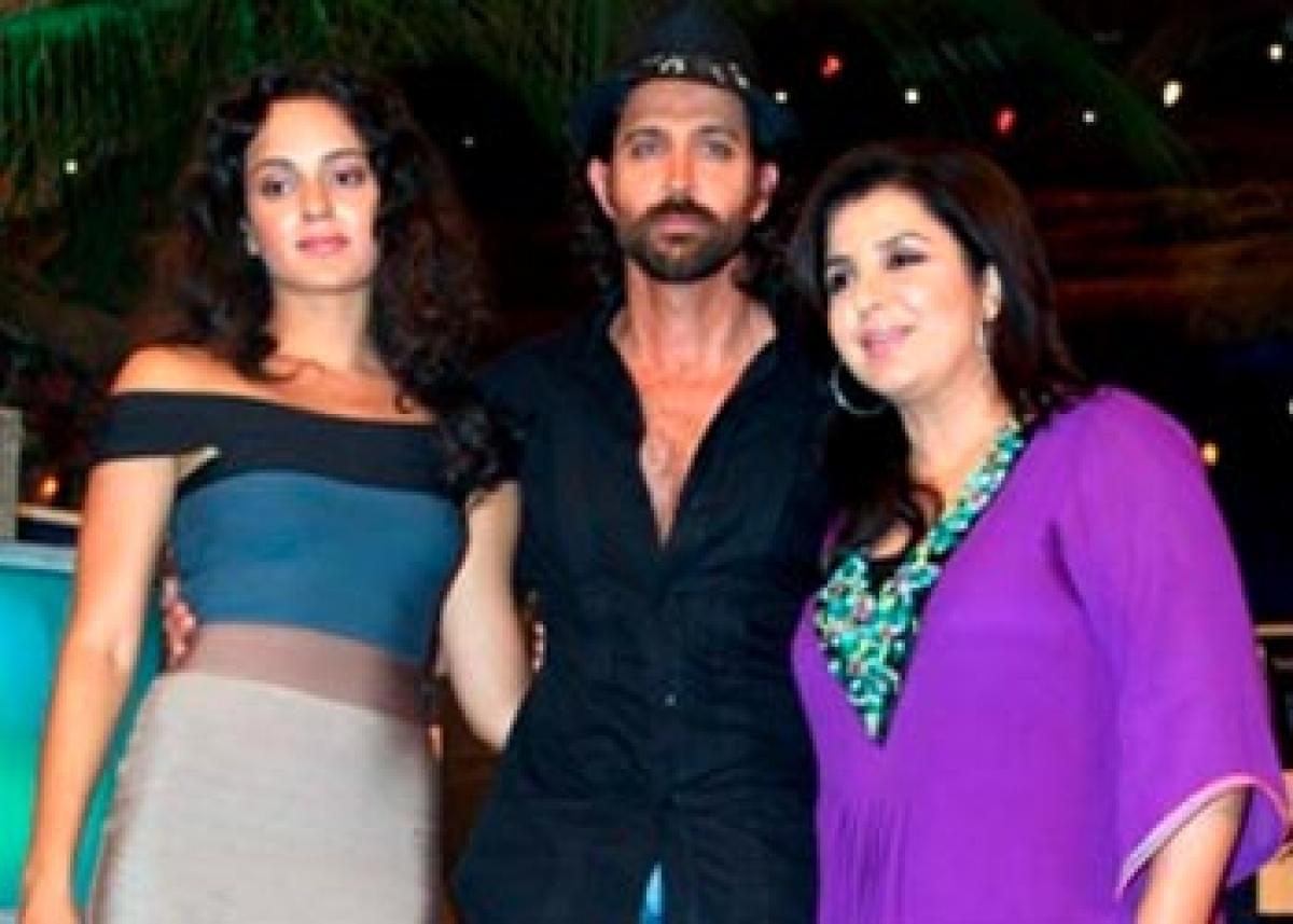 Ajun Kapoor is one of Farah