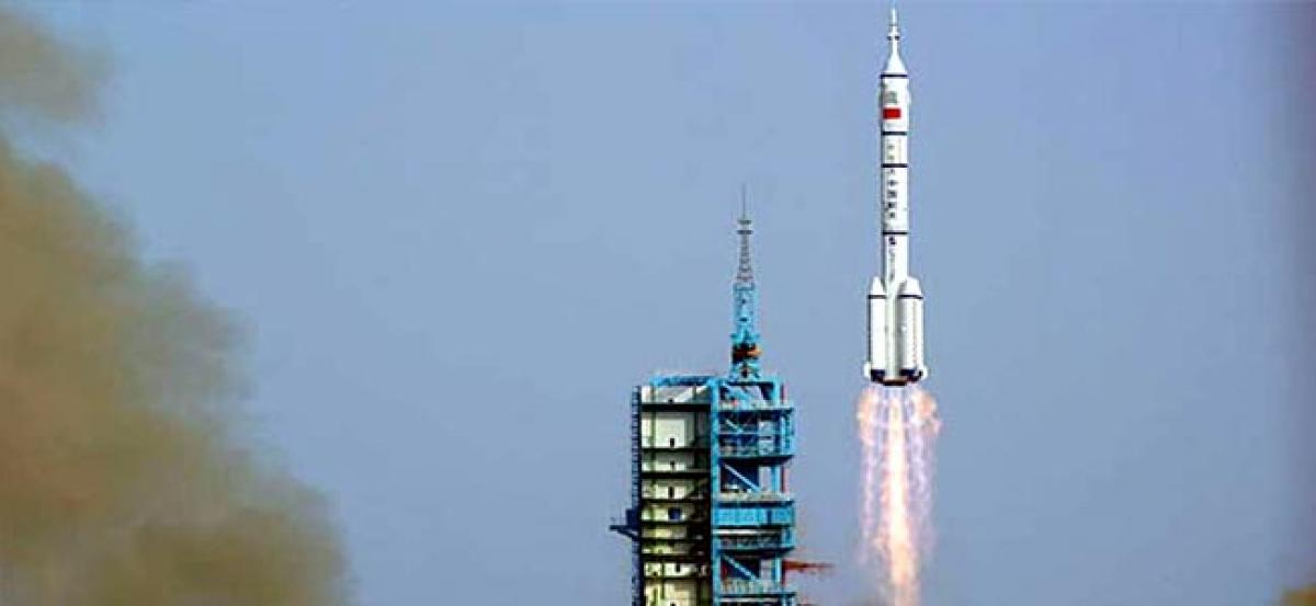 China plans to conduct 30 space launch missions in 2017