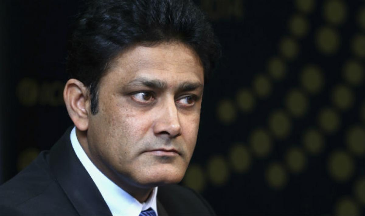 Kumble to meet Dravid, Dhoni to discuss future goals for India